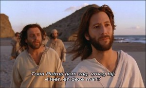 JezusEnPetrus